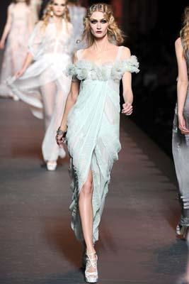 Christian Dior F/W 2011 - Viviane Orth