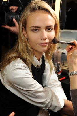 Dolce & Gabbana F/W 2011 - Natasha Poly