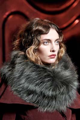 Christian Dior F/W 2011 - Alina Baikova
