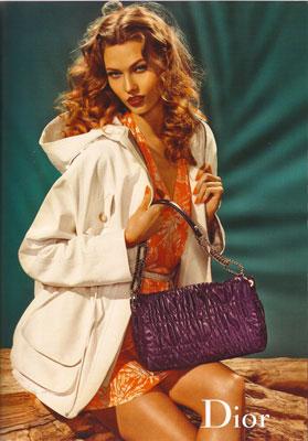 Dior S/S 2011 : Karlie Kloss