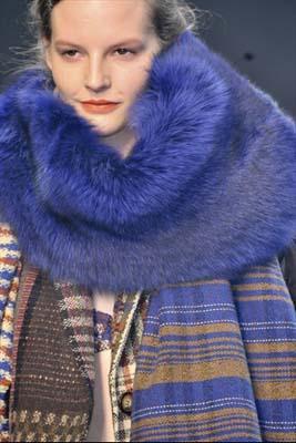 Sonia Rykiel F/W 2011 - Sara Blomqvist