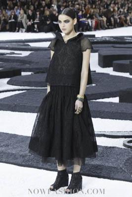 Chanel S/S 2011 : Bambi Northwood-Blyth