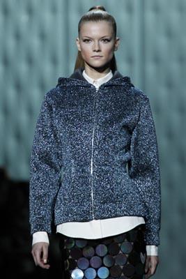 Marc Jacobs F/W 2011 - Kasia Struss