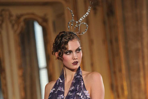 John Galliano F/W 2011 - Karlie Kloss