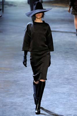 Lanvin F/W 2011 - Josephine Skriver