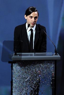 2011 CFDA Fashio Awards - Eddie Borgo