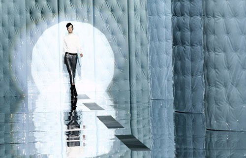 Marc Jacobs F/W 2011 - Alana Zimmer