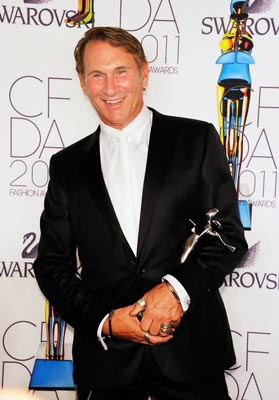 2011 CFDA Fashio Awards - Hal Rubenstein