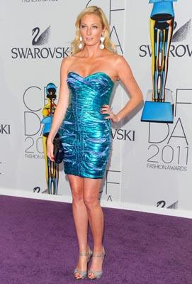 2011 CFDA Fashio Awards - Maggie Rizer