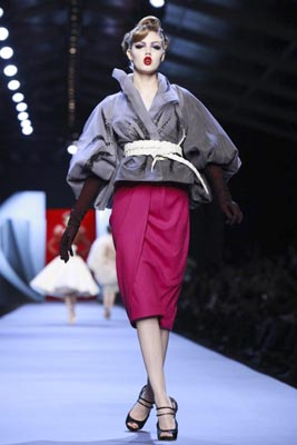 Christian Dior Haute Couture S/S 2011 - Lindsey Wixson