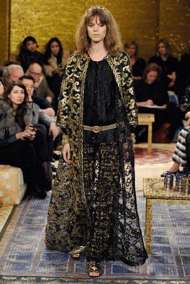 Chanel Paris-Byzance Pre Fall 2011 - Freja Beha Erichsen