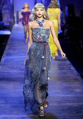 Christian Dior S/S 2011 : Michaela Kocianova