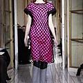 Balenciaga F/W 2011 - Josephine Skiver