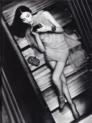Vogue Spain April 2011 - Liu Wen