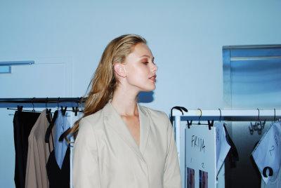 Filippa K S/S 2011 - Frida Gustavsson