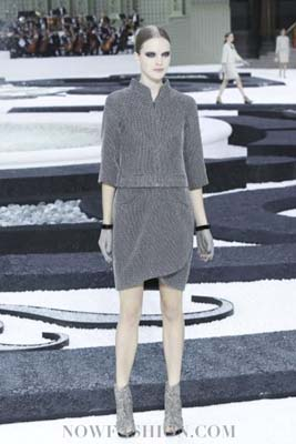 Chanel S/S 2011 : Mirte Maas