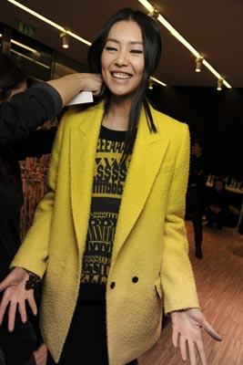 D&G F/W 2011 - Liu Wen