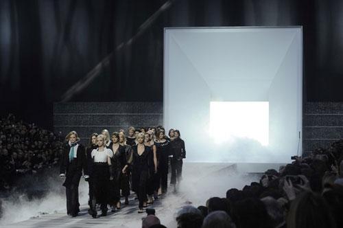 Chanel F/W 2011