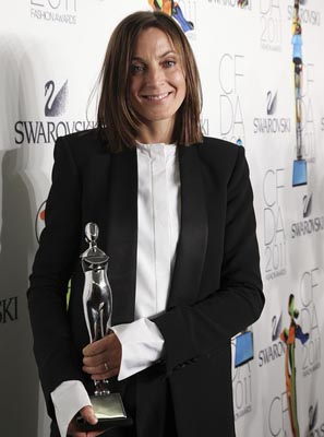 2011 CFDA Fashio Awards - Phoebe Philo