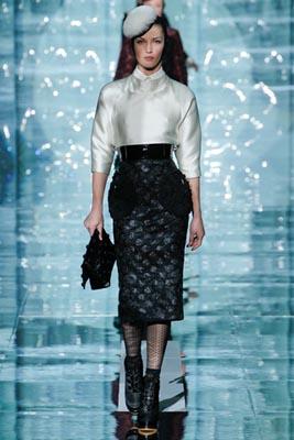 Marc Jacobs F/W 2011 - Diana Dondoe