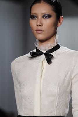 Jason Wu F/W 2011 - Liu Wen
