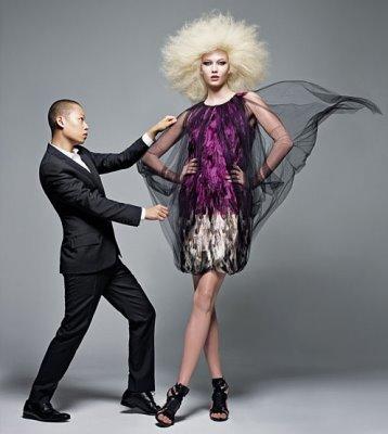 Jason Wu & Karlie Kloss