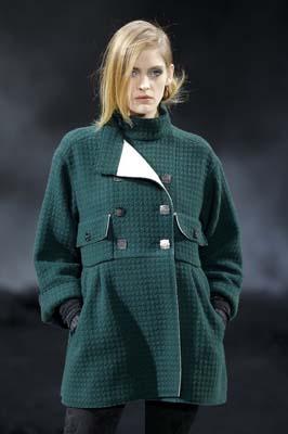 Chanel F/W 2011 - Heidi Mount