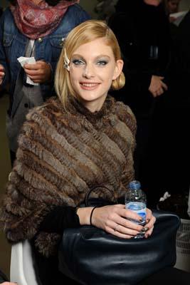 Chanel F/W 2011 - Patrica van der Vliet