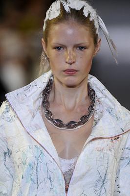 Alexander Wang S/S 2011 : Linnea Regnander