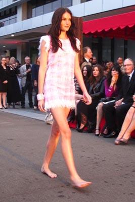 Chanel Cruise 2011(Australia)-Amanda Ware