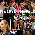 WE LOVE MODELS