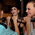 Toni Garrn,Karlie Kloss,Ali Stephens
