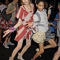Siri Tollerod & Chanel Iman
