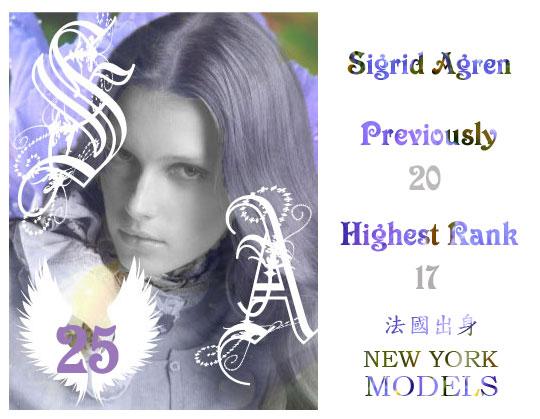 25.Sigrid Agren