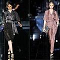 Dolce & Gabbana S/S'09 - Coco Rocha & Caroline Trentini
