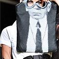 Karl Lagerfeld S/S'09 - Angela Lindvall
