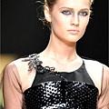Karl Lagerfeld S/S'09 - Toni Garrn