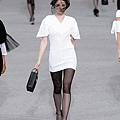 Chanel S/S'09 - Coco Rocha