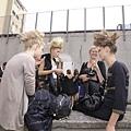 Jessica Stam,Lily Donaldson,Angela Lindvall
