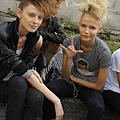 Olga Sherer & Natasha Poly