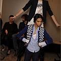 Taryn Davidson  & Chanel Iman