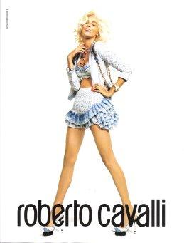 Roberto Cavalli S/S 2009