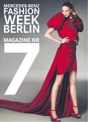 Berlin Fashion Week - Julia Stegner