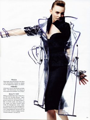 Vogue Germany February 2009