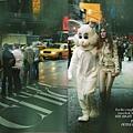 Harper's Bazaar March 2009 - Catherine McNeil