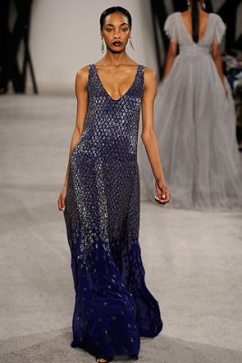 Jason Wu F/W 09 - Jourdan Dunn