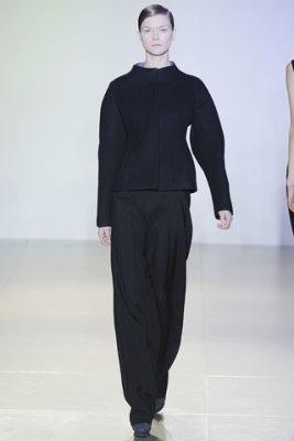 Jil Sander F/W'09 - Kasia Struss