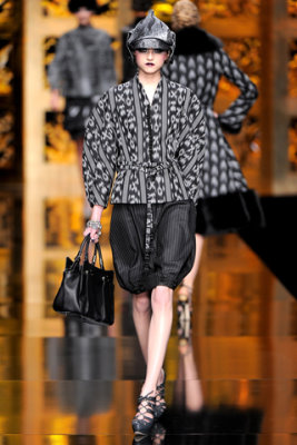 Christian Dior F/W'09 - Anabela Belikva