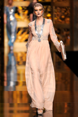 Christian Dior F/W'09 - Maryna Linchuk