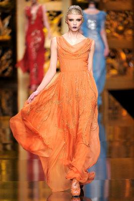 Christian Dior F/W'09 - Natasha Poly